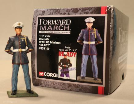 Diverse Hersteller: Corgi: US Marine, ab 1946