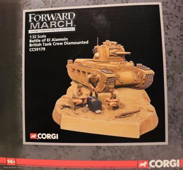 Diverse Hersteller: Corgi: Schlacht von El Alamein, 1940 bis 1943