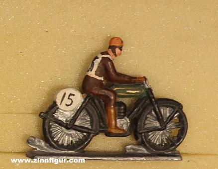 Diverse Hersteller: Motorrad Rennfahrer, 1920 bis 1930