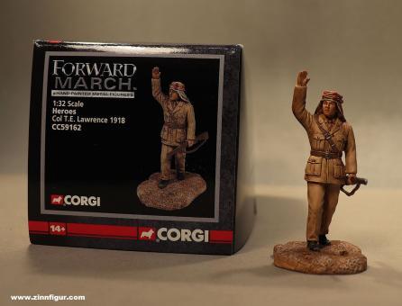 Diverse Hersteller: Corgi: Colonel T.E. Lawrence 1918, 1914 bis 1918