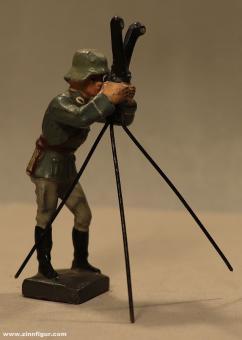 Lineol: Offizier am Scherenfernrohr, 1935 bis 1945