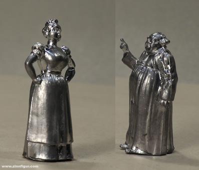 Spenkuch(B.Z.): Mönch und Magd, 1815 bis 1890