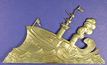 Spenkuch(B.Z.): Schlachtschiff, untergehend, ab 1880