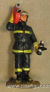 delPrado: Feuerwehrserie: Feuerwehrmann, Paris, 2003