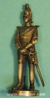 Franklin Mint: Garde-Reiter, abgesessen, 1910 bis 1913