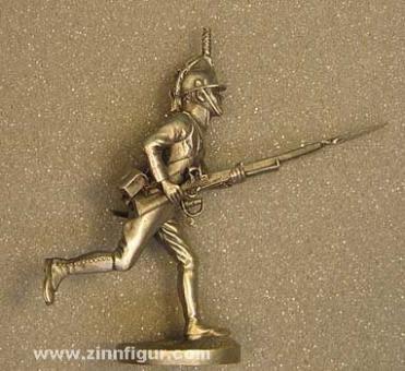 Franklin Mint: Musketier, um 1799