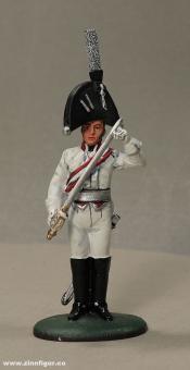 delPrado: Kürassier-Offizier, Regiment Garde du Corps, 1806, 1806