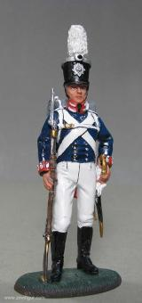 delPrado: Gardegrenadier 1813, 1813