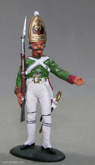 delPrado: Garde-Grenadier, Preobraschenski - Leibgarde, 1799-1801, 1789 bis 1815