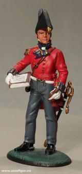 delPrado: Offizier, Royal Engineers, 1813, 1813