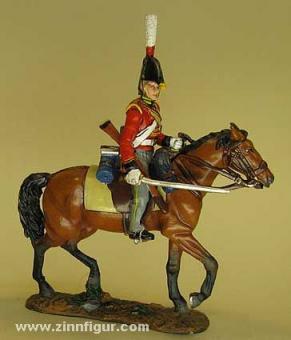 delPrado: Britisch-Hannoveranischer Dragoner 1812, 1812 bis 1814