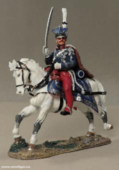 delPrado: Marschall Poniatowski zu Pferd, 1813, 1789 bis 1815