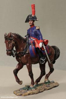 delPrado: Pandur zu Pferd, Dalmatier, 1810-14, 1797 bis 1801