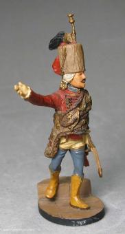 Franklin Mint: Husaren-General v .Ziethen, 1712 bis 1786