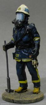 delPrado: Schwedischer Feuerwehrmann, 2003