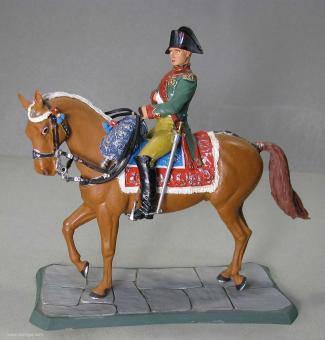 Kitney & Co: Kaiser Napoleon I. zu Pferd, 1804 bis 1815