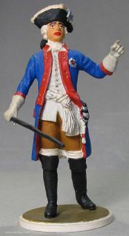 Tradition: General der Infanterie, 1756 bis 1763