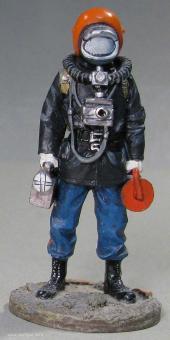delPrado: Feuerwehrmann aus Paris, 1978