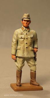 delPrado: Offizier der Luftwaffe 1943, 1937 bis 1945