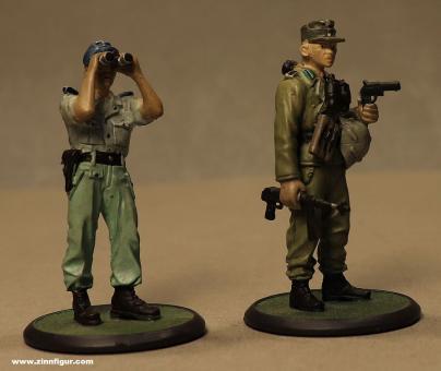 Atlas-Verlag: Two german soldiers 1/32, 1939 bis 1945