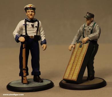 Atlas-Verlag: Two german soldiers 1/32, 1939 bis 1943