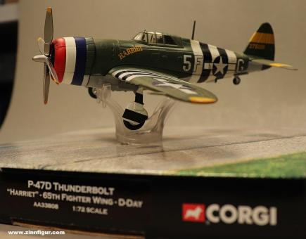 "Diverse Hersteller: P-47D Thunderbolt ""Harriet"" 65th Fighter Wing, 1941 bis 1945"