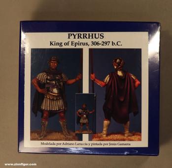 ArtGirona: Pyrrhus - King of Epirus, 306 v.Chr. bis 297 v.Chr.
