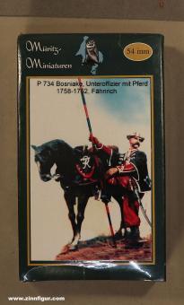 Puchala: Bosniak mit Pferd, 1712 bis 1786