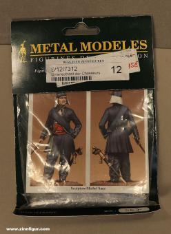 Metal Models: Unterleutnant der Chasseurs d`Orleans, 1845