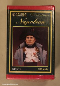 Andrea: Büste: Kaiser Napoleon I., 1804 bis 1815