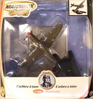 Diverse Hersteller: P-40E Warhawk, 1939 bis 1945