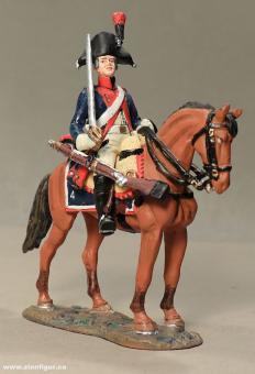 delPrado: Französischer Kavallerist 1796, 1797 bis 1801