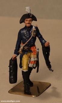 Puchala: Militär-Postillion, 1712 bis 1786