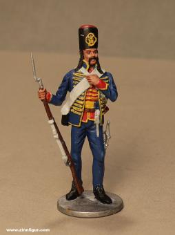 Diverse Hersteller: Grenzinfanterist stehend, 1712 bis 1786