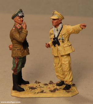 Diverse Hersteller: Rommel und Ramcke - Tunesien 1943, 1942 bis 1943