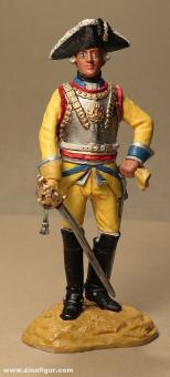 Sieland: General Friedrich Wilhelm von Seydlitz, 1721 bis 1773