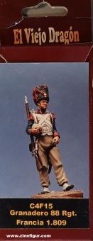 ElViejoDragon: Französischer Grenadier des 88. Regiments in Spanien 1809, 1809