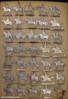 Verschiedene Hersteller: Sammelpackung Kavallerie 18. Jahrhundert, 1712 bis 1786