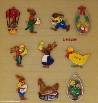 Schweizer, W.: Multipack: ten Easter motives for hanging