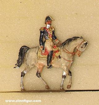 Rieche: Marschall zu Pferd, 1804 bis 1815