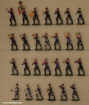 Verschiedene Hersteller: Infantry music marching, 1871 bis 1918