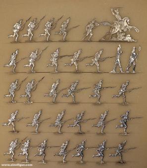 Wegmann ?: Brunswick infantry storming, 1870 bis 1871
