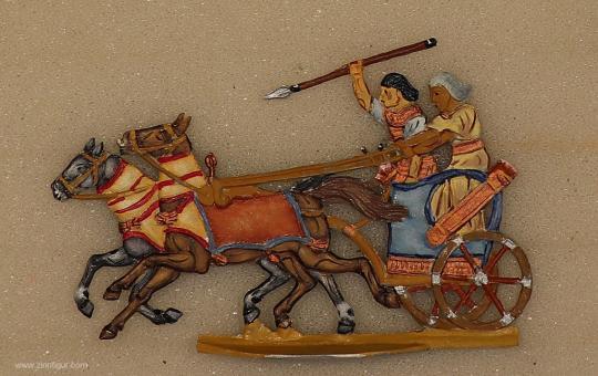 Tylinski: Streitwagen im Angriff, 3000 v.Chr. bis 400 n.Chr.