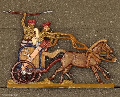 Tylinski: Streitwagen der Seevölker, 3000 v.Chr. bis 400 n.Chr.