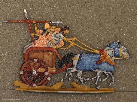 Tylinski: Streitwagen der Hethiter, 3000 v.Chr. bis 400 n.Chr.