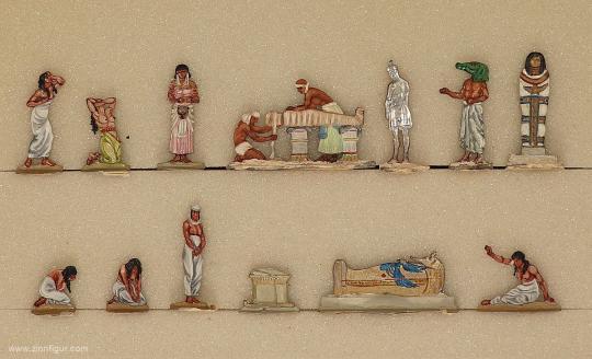 Neckel: Die Einbalsamierung, 3000 v.Chr. bis 400 n.Chr.