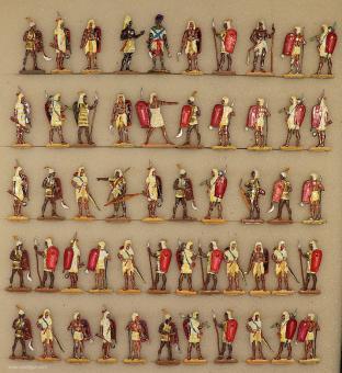 Diverse Hersteller: Die Armee des Pharaoh, 3000 v.Chr. bis 400 n.Chr.