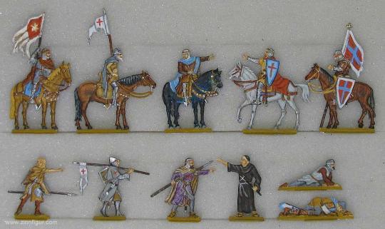 Diverse Hersteller: Der erste Kreuzzug, 1096 bis 1270