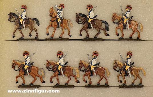 Diverse Hersteller: Philadelphia Dragoons, 1776 bis 1783