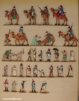 Verschiedene Hersteller: Napoleon Bonaparte in Ägypten, 1798 bis 1801